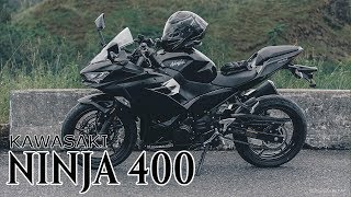 8. KAWASAKI NINJA 400 ABS Top Speed Test 2018