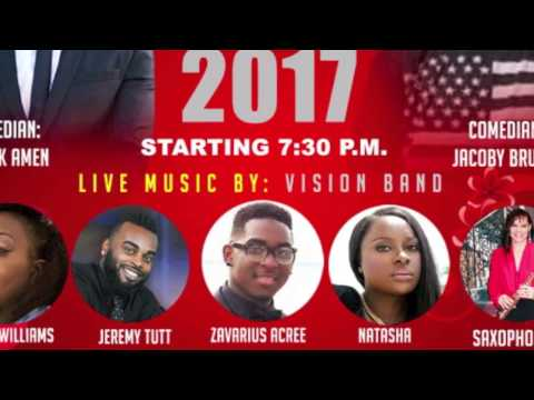 4th  Annual Love and Laugh Comedy Show 2017!
