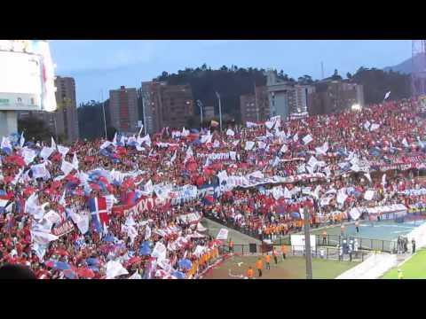 DIM vs nacional - Liga Postobon 2013 - Rexixtenxia Norte 2013 - Rexixtenxia Norte - Independiente Medellín