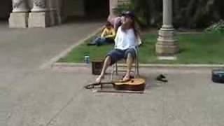 Armless Guitarist - This Guy Is Incredible!