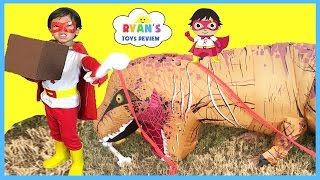Video SUPERHERO KID RYAN TOYSREVIEW LIMITED EDITION T-SHIRT Family Fun For Kids Egg Surprise Toys MP3, 3GP, MP4, WEBM, AVI, FLV Juni 2018