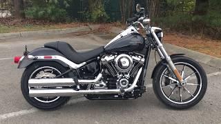 6. 2019 Harley-Davidson Low Rider Midnight Blue