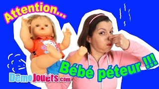 Video Poupon Bébé Miam Miam Popo - Démo Jouets MP3, 3GP, MP4, WEBM, AVI, FLV November 2017