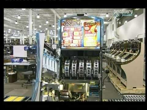 Jak se dělá výherní automat?