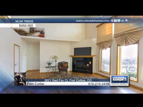 2621 Red Fox Ct  Fort Collins, CO Homes for Sale | coloradohomes.com