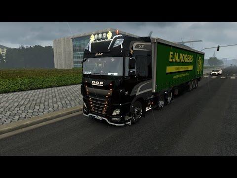 DAF XF E6 v1.72 by ohaha