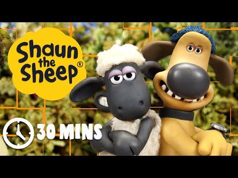 Shaun the Sheep - Season 4 Compilation (Episodes 6-10) (видео)