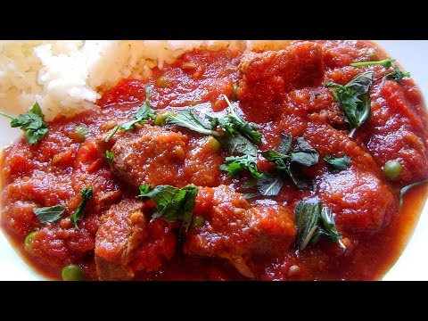 Spicy Lamb Curry recipe How to Make