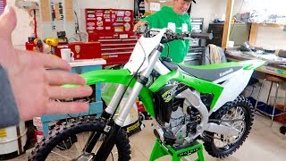 5. ANOTHER 2018 KX250F!!! + My Thoughts On The YAMAHA