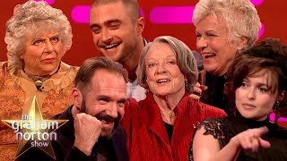 Video HARRY POTTER AND THE SOFA OF SECRETS | Best Of The Graham Norton Show MP3, 3GP, MP4, WEBM, AVI, FLV Agustus 2019