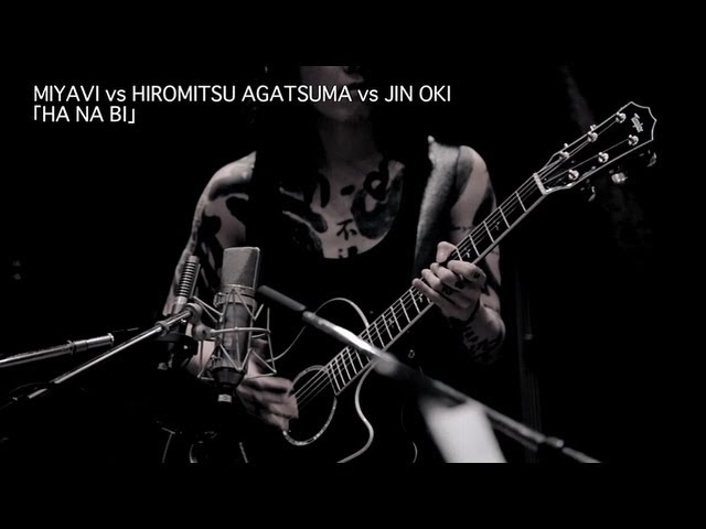 "MIYAVI - ""SAMURAI SESSIONS vol.1"" SNEAK PREVIEW"