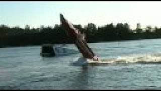 Ever See A Boat Do Wheelies?