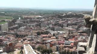 Lerida Spain  City pictures : Seu Vella, Lleida city, Catalonia, Spain.m2ts