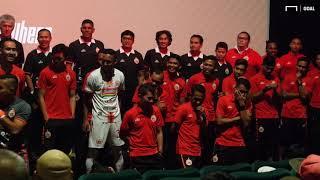 Video Launching Tim & Jersey Persija Jakarta - Liga 1 2019 MP3, 3GP, MP4, WEBM, AVI, FLV Mei 2019
