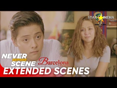Mia's Baggage | Barcelona: A Love Untold | Never Before Scene