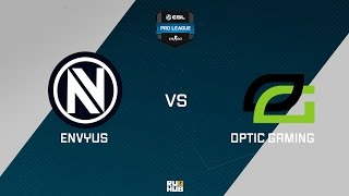 OpTic vs EnVyUs, game 1