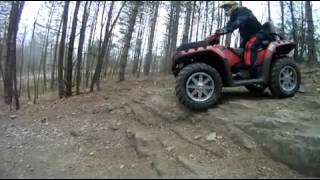 5. ATV Video Review: 2012 Polaris Sportsman Touring 850 H.O.