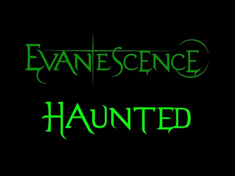Tekst piosenki Evanescence - Haunted (Demo 1) po polsku