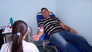 Campanha incentiva a doação de sangue em Salto