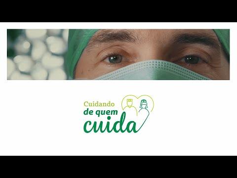 Homenagem da Unimed JP aos profissionais de saúde