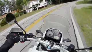 8. 2012 BMW R1200GS Rallye First Ride at Euro Cycles of Tampa Bay