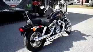 9. 2000 - Honda Shadow Spirit