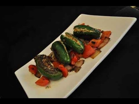 Sauteed Stuffed Jalapenos – Easy Appetizer Recipes