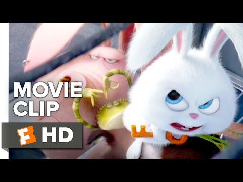 The Secret Life of Pets Movie CLIP - The Flushed Pets (2016) - Kevin Hart, Louis C.K. Movie HD