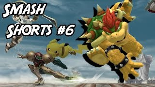 Second smash short is up! This time featuring bowser :D