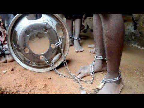 Nigeria: Hunderte angekettete und missbrauchte Jungen b ...