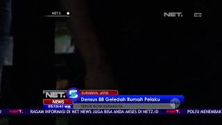 Video Tim Densus 88 Geledah Rumah Pelaku Bom Surabaya - NET5 MP3, 3GP, MP4, WEBM, AVI, FLV Mei 2018
