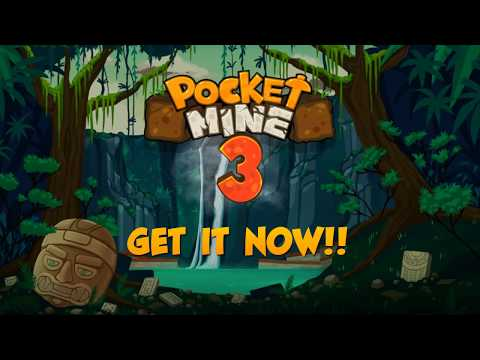 Pocket Mine 3 gameplay