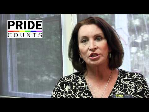 Pride Counts To Gina Duncan