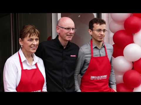 South Glasgow Kitchen Showroom video