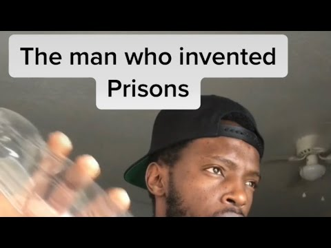 The Man who invented prison #short