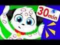 Where Are My Spots? 101 Dalmatians Puppies! Dog Disney by Little Angel: Nursery Rhymes & Kid's Songs