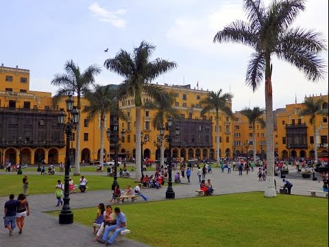 VIDEO: Lima City Tour