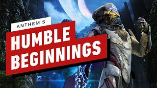 Suiting Up: Creating Anthem's Heroes (Origin Stories, Episode 1) by IGN