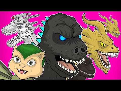Godzilla vs. King Ghidorah The Musical