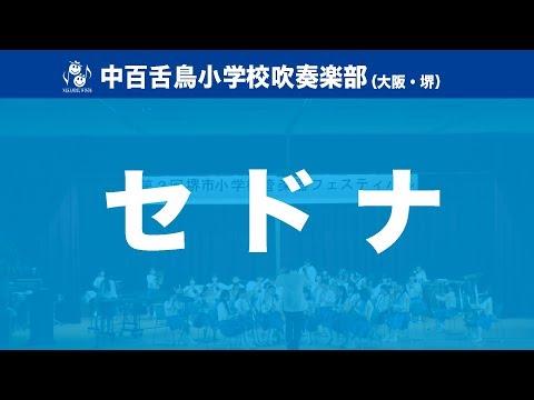 【中百舌鳥小学校吹奏楽部】2018.1.28 第2回 堺市小学校管楽器フェスティバル 3曲目 SEDONA