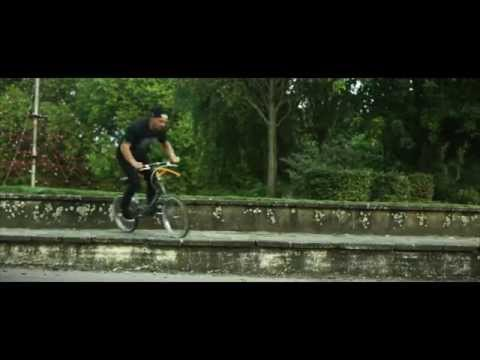 Stunt riders film Road Bike Party parody on £80 budget (video)