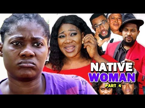 NATIVE WOMAN PART 5 & 6 {Get Out}   Best Of Mercy Johnson 2019