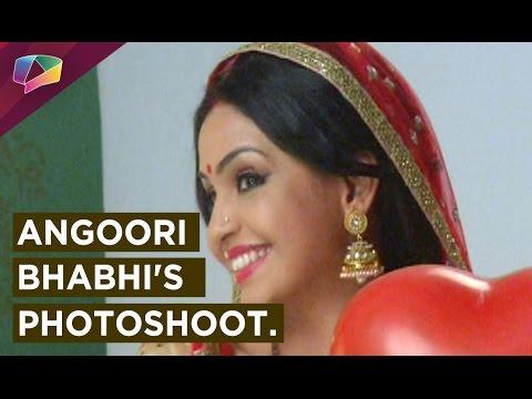 Angoori Bhabhi aka Shubhangi Atre photoshoot