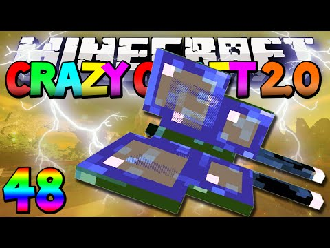 2.0 - Minecraft Crazy Craft Modded Survival Lets Play Season 2! Subscribe to never miss an Episode: http://bit.ly/CraftBattleDuty Lets Crush 3000 Likes for Daily CrazyCraft 2.0 Crazy Craft is one...