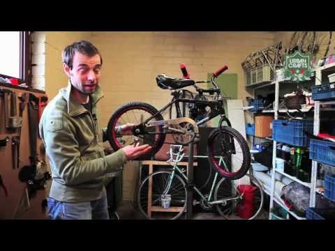Urban Crafts Tutorial: Span je fietsketting aan!
