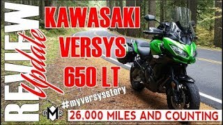 5. KAWASAKI VERSYS LONG TERM REVIEW [UPDATE]   #MYVERSYSSTORY