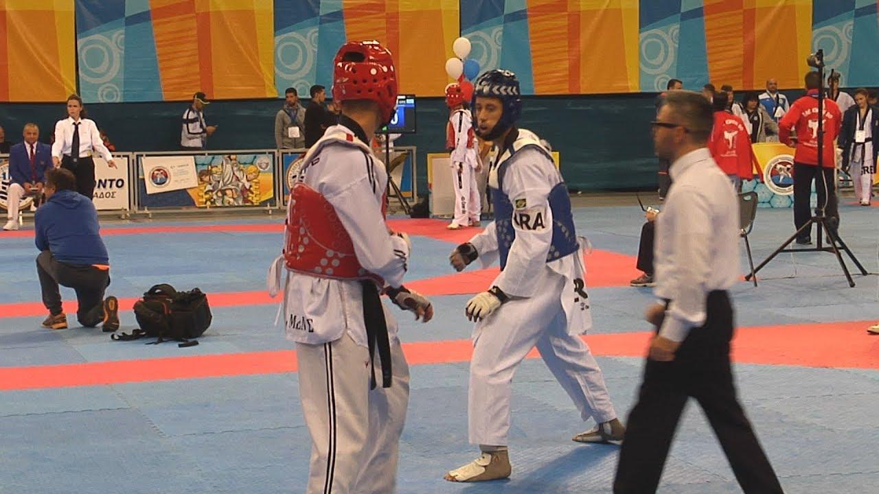 Ταεκβοντό: Σαράντα μετάλλια για την Ελλάδα στην πρεμιέρα του Greece Open G1