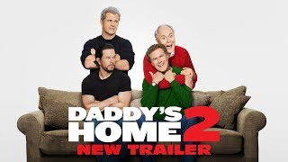 Nonton Daddy's Home 2 (2017) - New Official Trailer #2 - Paramount Pictures Film Subtitle Indonesia Streaming Movie Download