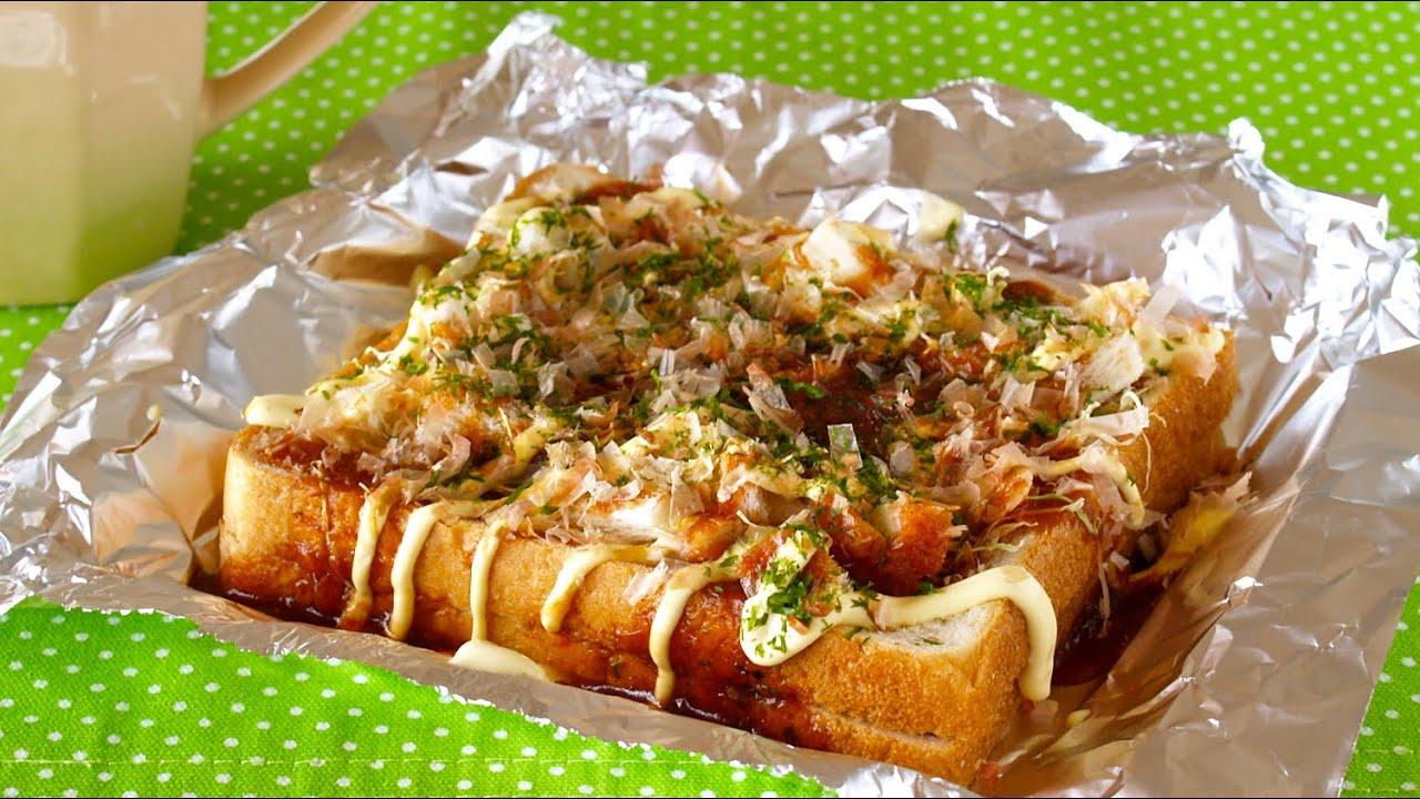 วิธีทำขนมปังโอโคโนะมิยากิ