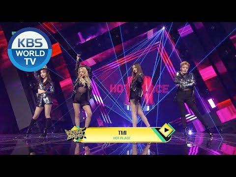 HOT PLACE(핫플레이스) - TMI[Music Bank/2019.04.12] - Thời lượng: 3 phút, 16 giây.